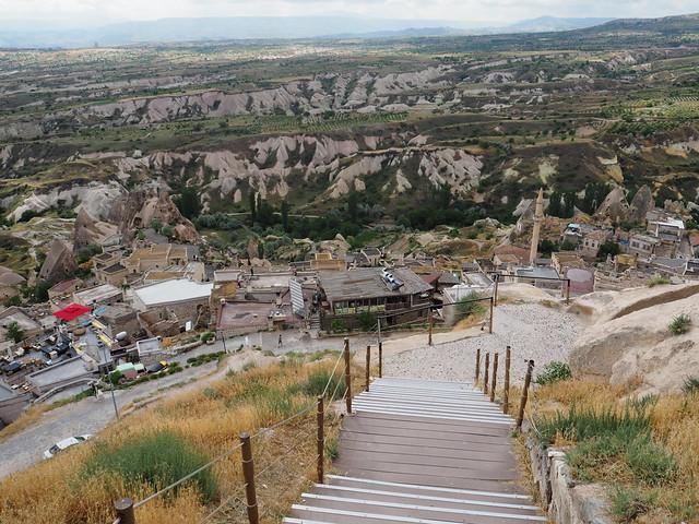 P6213900 トルコ カッパドキア Cappadocia ウチヒサール城 ひめごと