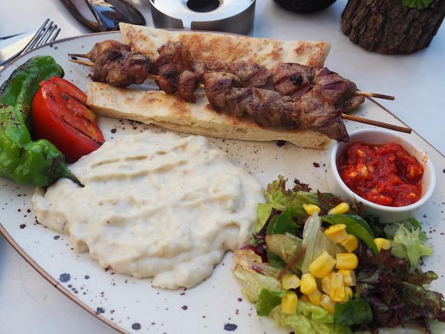 P6234532 GALiSTA Restaurant ガラタ塔 イスタンブール トルコ ひめごと