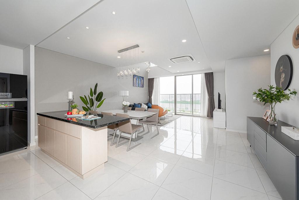 Căn hộ hoàn thiện Waterina Suites quận 2 view tuyệt đẹp. 9