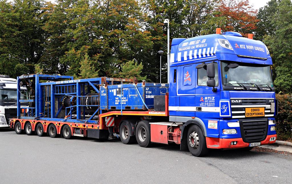 Sep 27 2019 beaconsfield services M40 Atiz heavy logistics MU-380-EL (GE)