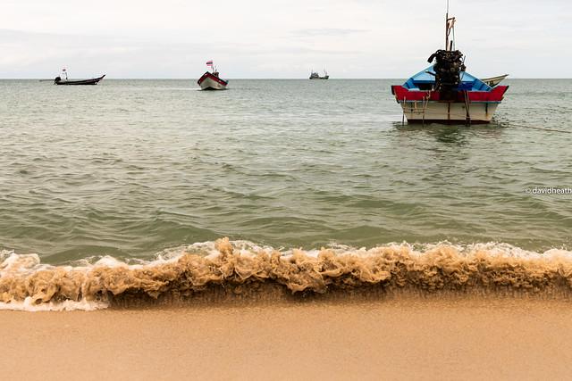 Thailand Sand and Sea