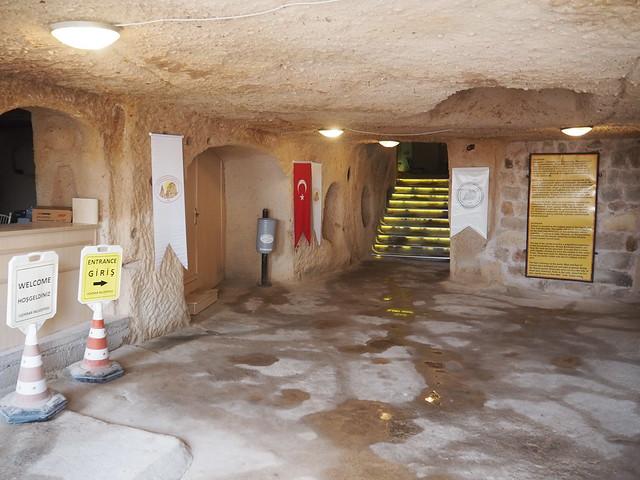 P6213864 トルコ カッパドキア Cappadocia ウチヒサール城 ひめごと