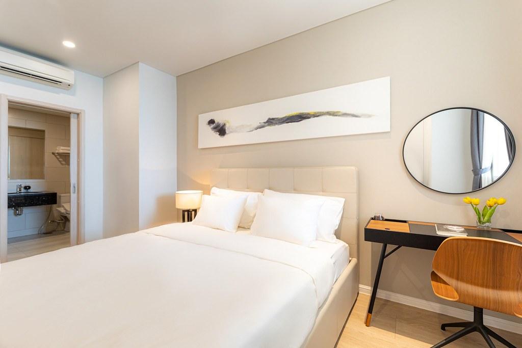 Căn hộ hoàn thiện Waterina Suites quận 2 view tuyệt đẹp. 13