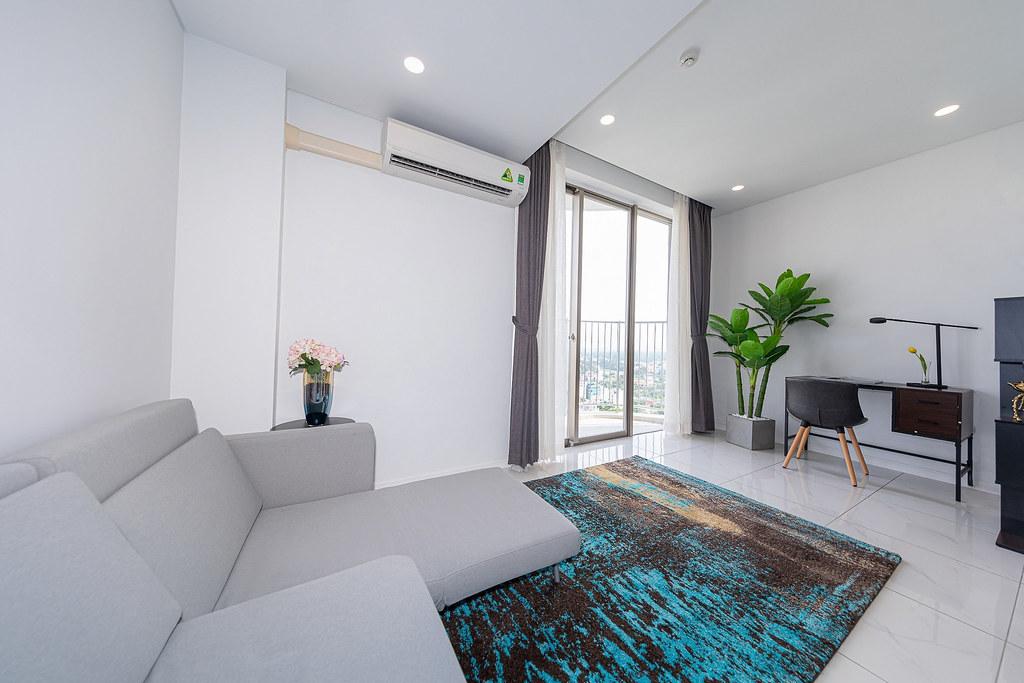 Căn hộ hoàn thiện Waterina Suites quận 2 view tuyệt đẹp. 7