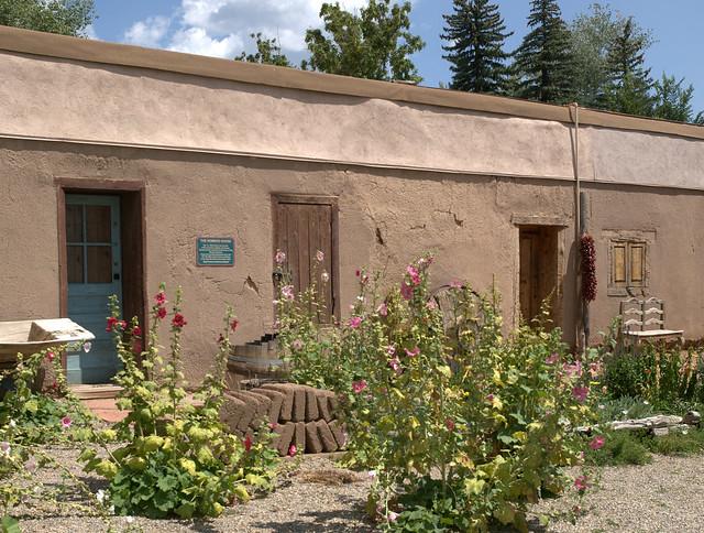 Romero House at the Kit Carson Museum