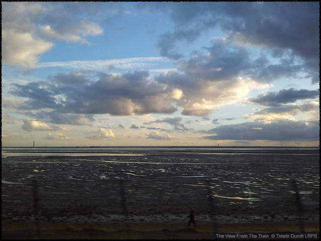 The View From The Train: The Thames Estuary 20160304_165644