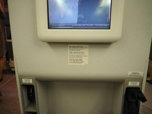 P9154903 Asiana アシアナ航空 ビジネスクラス business class シンガポール Singapore ひめごと