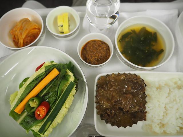 P9154909 Asiana アシアナ航空 ビジネスクラス business class シンガポール Singapore ひめごと