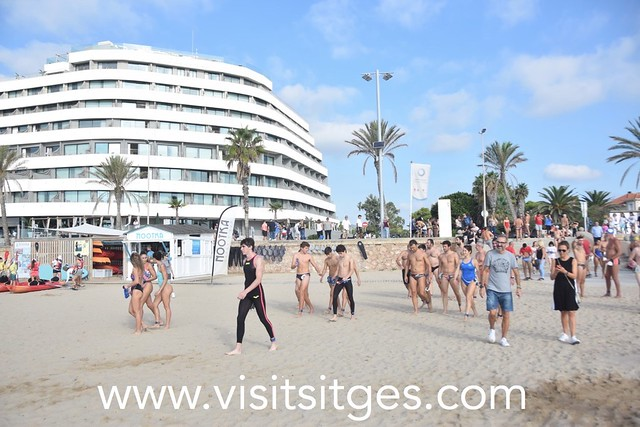 Travessia a Sitges Nedant 2019