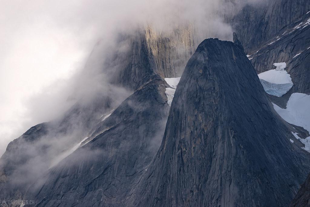 Granit peak - Tasermiut
