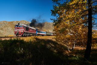 Autumn day in Schatan