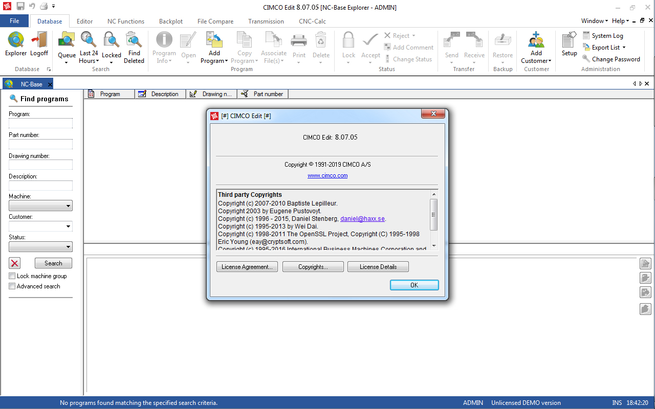 Download CIMCO Software 8.07.05 full license 100% working