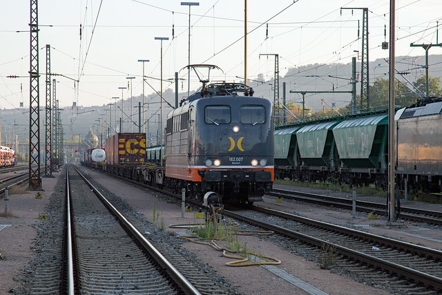 Hector Rail 162 007 Basel Bad Rbf