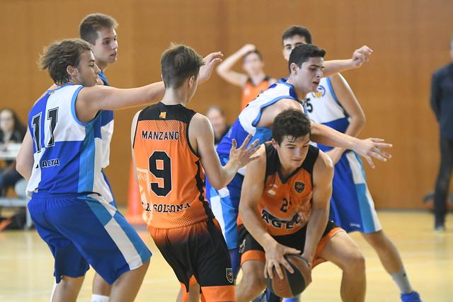 28.09.19 Júnior masculí vs Creu Alta Sabadell 2