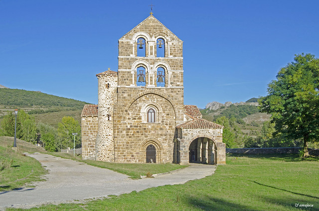 San Salvador de Cantamuda  (Palencia)  Spain