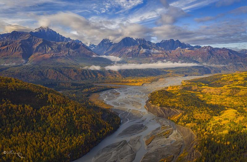Alaska in Fall