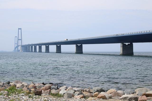 Korsør: Storebæltsbroen
