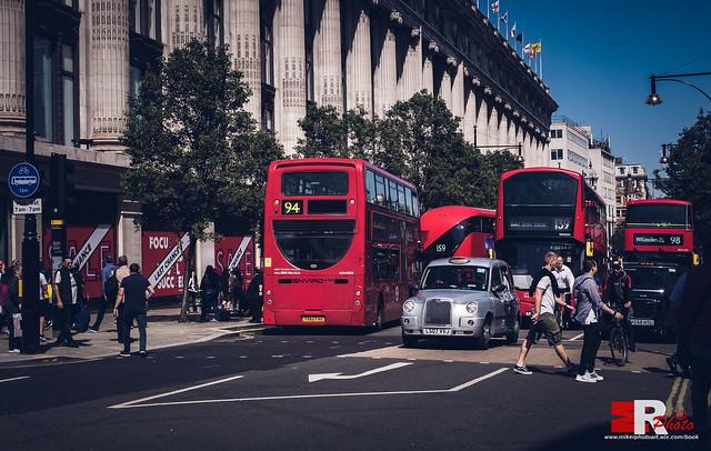 London crossing