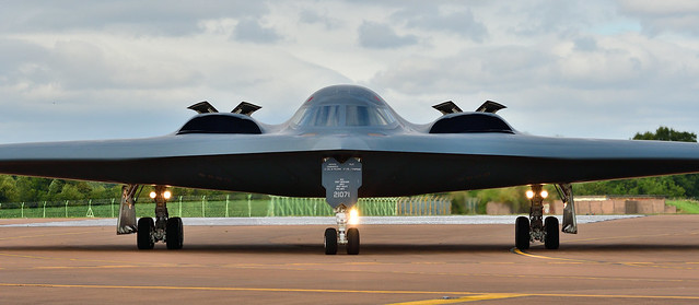 B-2A 'Spirit of Mississippi' I 82-1071/WM 'MYTEE21' I USAF 13th BS 'Grim Reapers,' 509th BW, Whiteman AFB