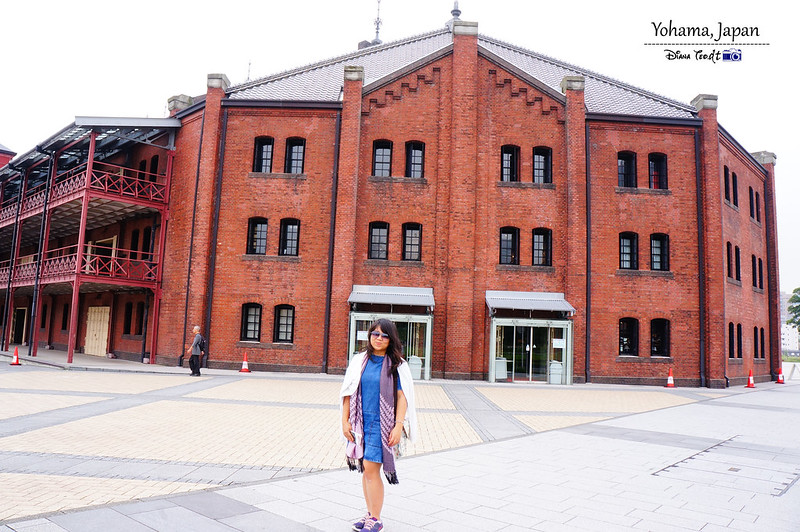 Yokohama Red Brick Warehouse 1