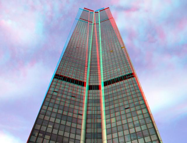 Tour Montparnasse Paris 3D