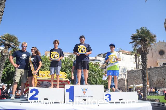 LXX Edició de la Travessia de Natació de Sitges 2019