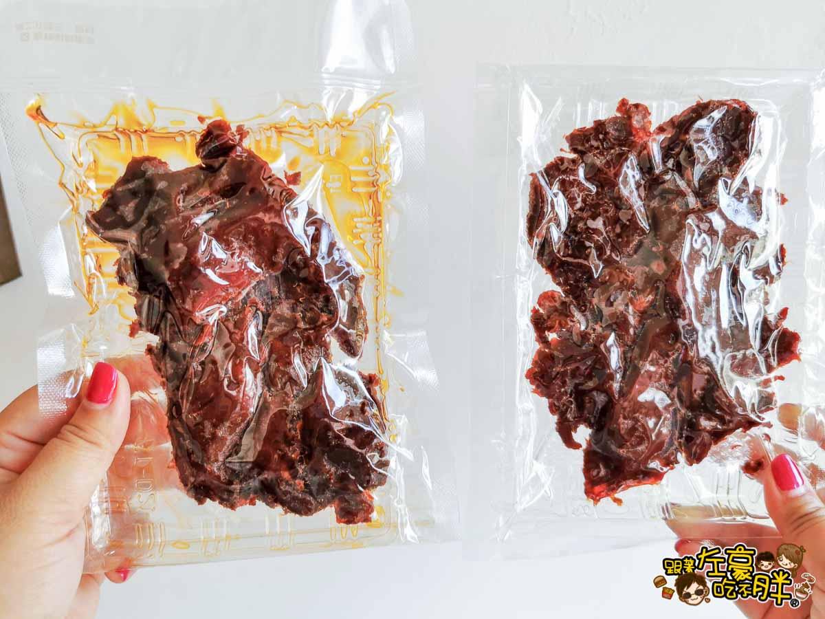 明治頂級和牛牛肉乾-2