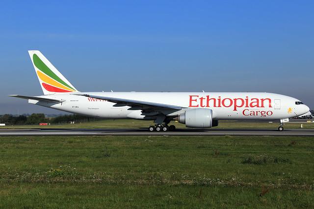 Ethiopian Cargo  Boeing 777-F60 ET-ARJ