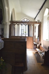 south aisle and parclose