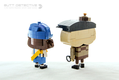 Butt Detective