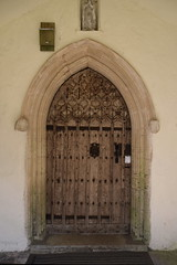 south door (14th Century)