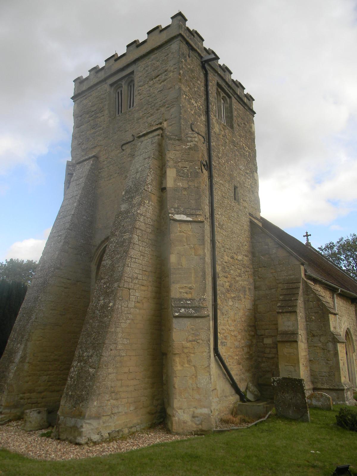 St Mary's Shabbington Thame Circular