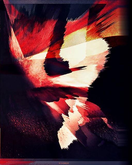 Abnormal portrait . . . . . #graphicdesigner #graphicartist #graphicdesign #abstracts #abstract_art #abstract_post #dark_macro_art #abstract_buff #abstractors #abstractmag #darkart #darkaesthetic #darks #darker #digitalartwork #portrait #grunge #dark #dig