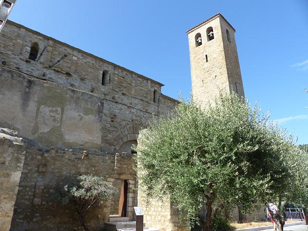 la vieille église de vintimille