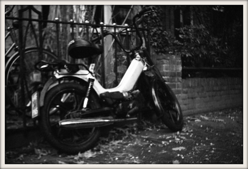 Tomos moped | by hasselbladuser