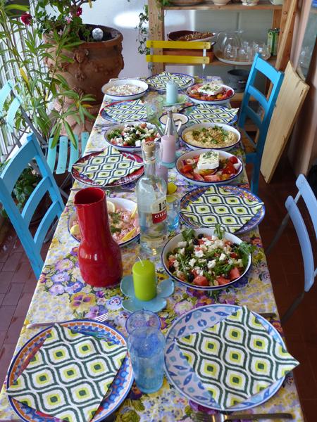 table grecque 3
