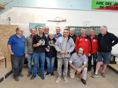 28/09/2019 - Taulé : Concours de boules plombées en doublette mêlée