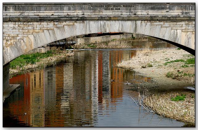 L'Onyar i el Pont de Pedra, Girona (el Gironès)