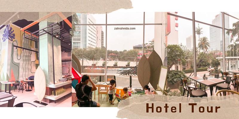 Hotel Ibis Styles Jakarta Simatupang