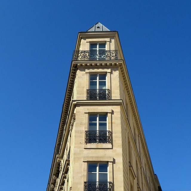 Haussmann, Paris