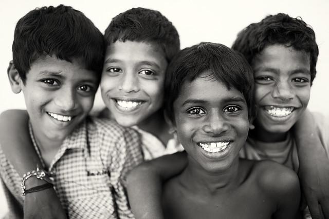 India, funny boys