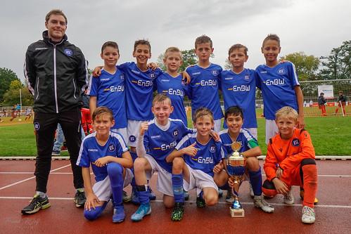 KingsCup Gewinner Karlsruher SC