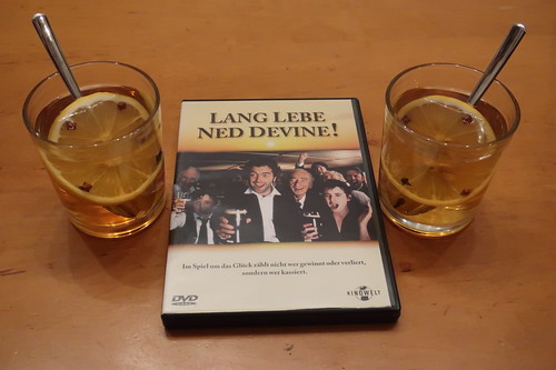 "Irish Hot Whiskey nach dem Film ""Lang lebe Ned Devine!"
