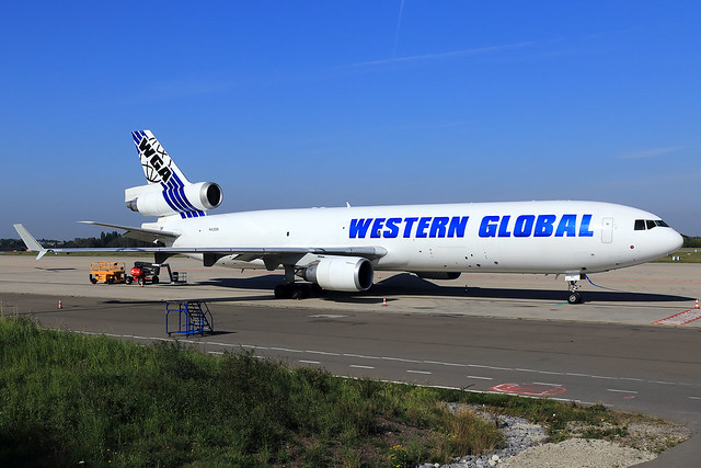 Western Global Airlines  McDonnell Douglas MD-11(F) N412SN