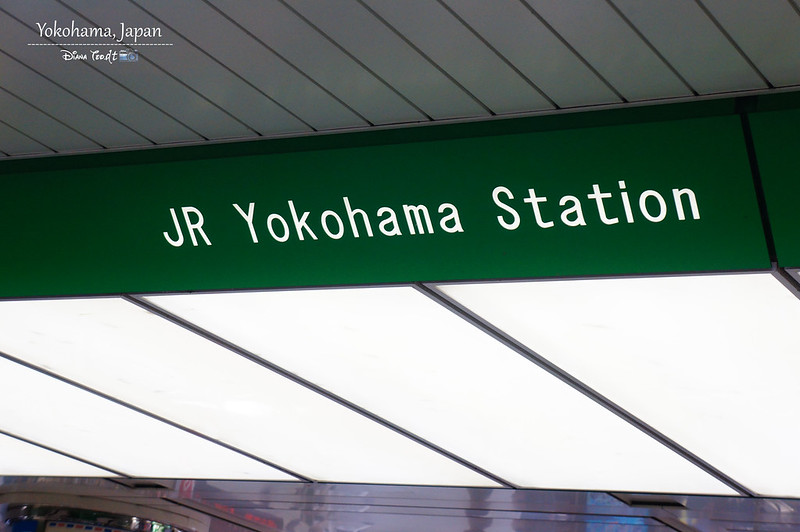 Yokohama JR Station