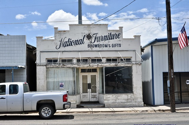 National Furniture Showroom & Gifts - Presidio, Texas