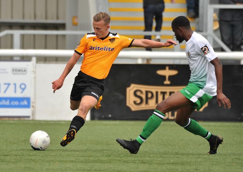Maidstone United v St Albans City 110