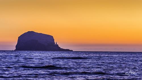 Bass Rock Dawn2