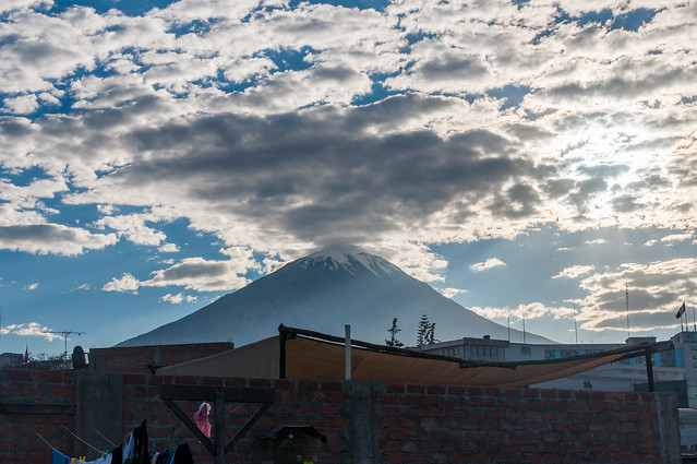 Good Morning Arequipa, Peru