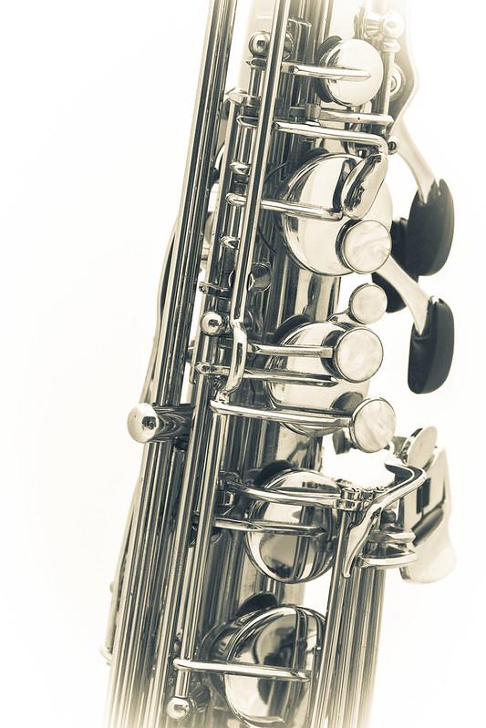 hi key sax